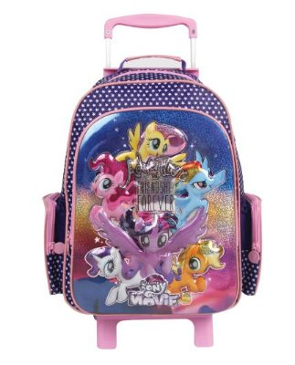 Mochila Escolar My Little Pony