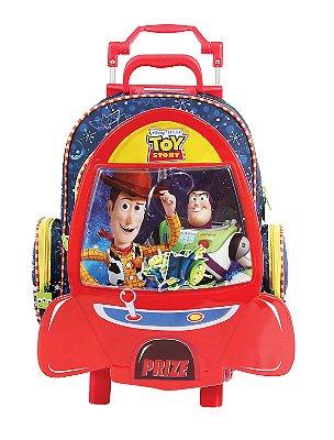 Mochila De Carrinho Toy Story Foguete G