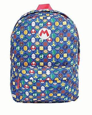 Mochila Super Mario Classic G