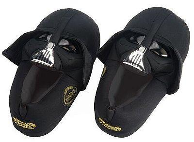 Pantufa Darth Vader 3d Star Wars Ricsen