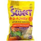 Sweet Jelly Bala Frutas (200G)