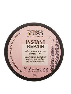 441 Mascara Capilar Nutritiva Instant Repair TWOONE
