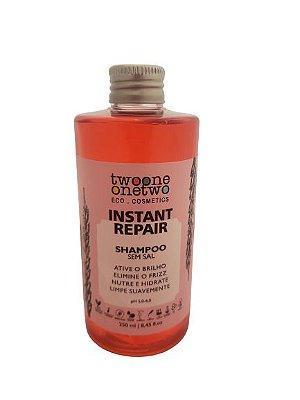 428 - Shampoo Instant Repair Jojoba e Coco Twoone