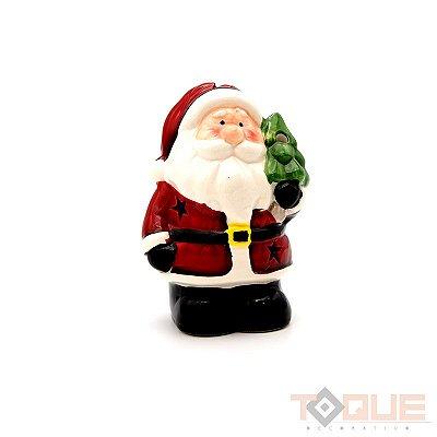 Papai Noel Cerâmica