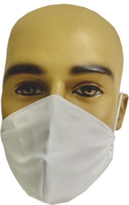 Máscara de Proteção - 100 unidades