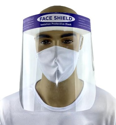 Face Shield - 10 unidades