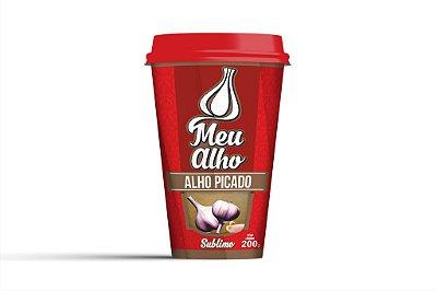 Alho Picado - Sublime - 200g - Meu Alho