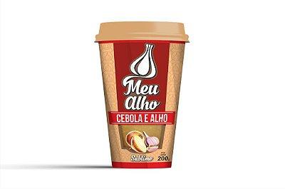 Cebola e Alho - Sublime - 200g - Meu Alho