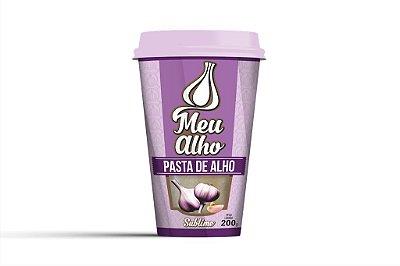 Pasta de Alho - Sublime - 200g - Meu Alho