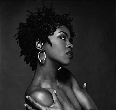 Quadro Decorativo Poster Lauryn Hill