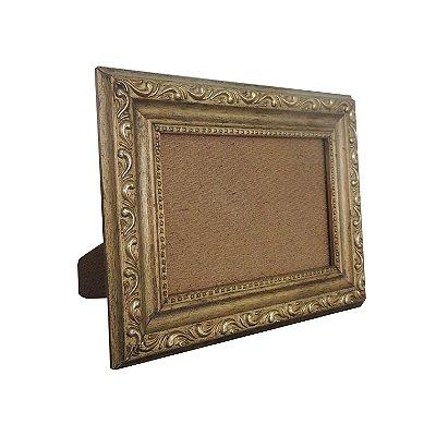 Porta Retrato para Fotos - 0058 Dourado