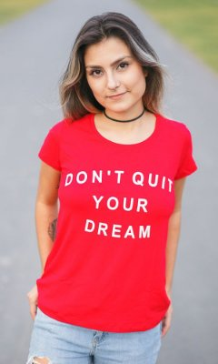 T-SHIRT YOUR DREAM