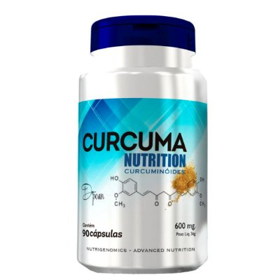 Curcuma Nutrition - D'poan - 90 Cápsulas - N72ZQDJ77