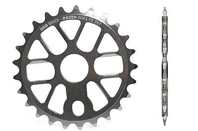 Coroa Drb Bikes Dozen 25 Dentes Polida