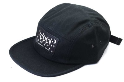 Boné Cult Crew Dream Camper Five Panel Preto