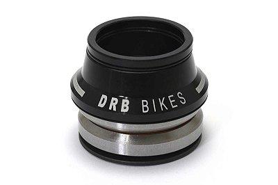 Caixa de Direção Integrada Drb Bikes Média 15mm Preta