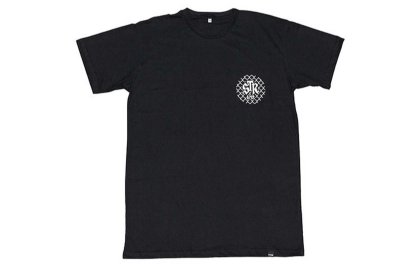 Camiseta Mob Logo STR Street The Rules Preta G