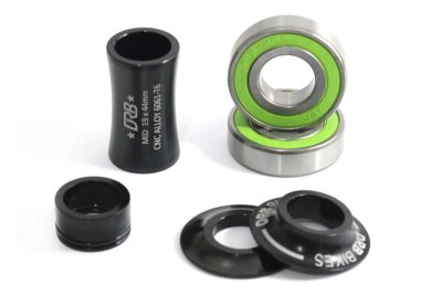 Movimento Central Bmx MID 19 mm Drb Bikes Preto