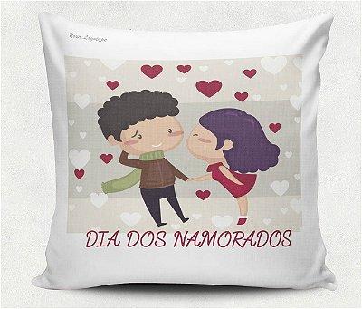 Almofada Namorados