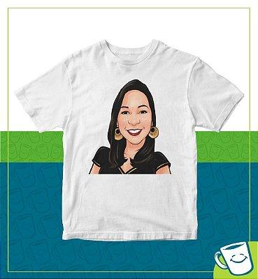 Camiseta - 1 pessoa