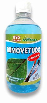 REMOVETUDO - 500ml