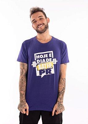 T-shirt Casal Wod - BATER PR - Roxa