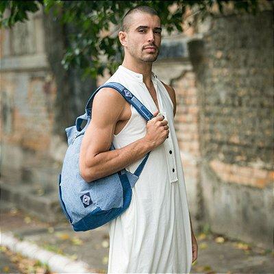 Mochila Para Notebook Azul | Bem-estar