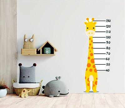 Adesivo Régua de Medição Girafa