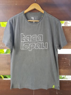 Camiseta Tacalopau Estonada Preta