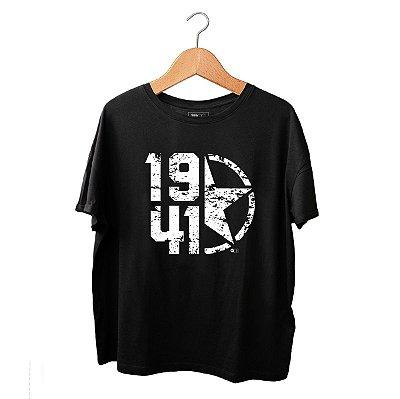 Camiseta 1941 Preta