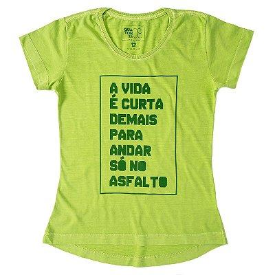 a7aa8dca3b22 Camiseta Infantil 4x4 Reduzido Estonada Verde