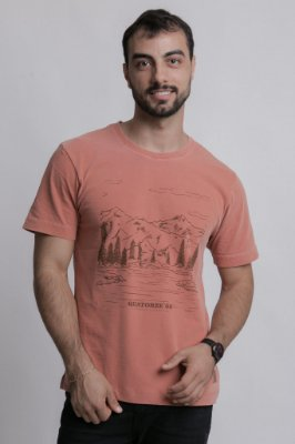 Camiseta Outdoor Lifestyle Terra