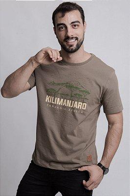 Camiseta Kilimanjaro Azeitona