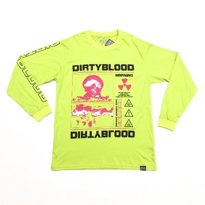 "Camiseta DirtyBlood ""Friends"" - Verde"