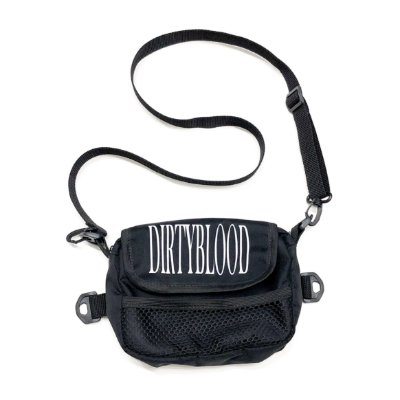 """Shoulder Bag DirtyBlood """"Reflective"""""""