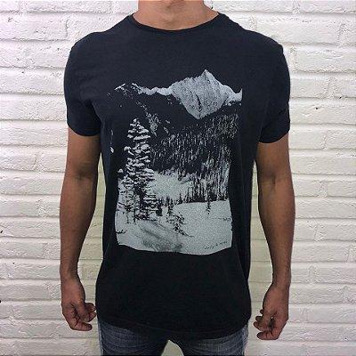 Camiseta Osklen Montains 0395b20675e