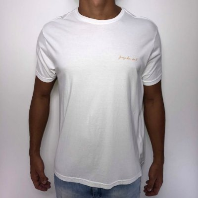 Camiseta Osklen Ipanema 85a9db7807a