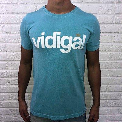 Camiseta Osklen Vidigal Blue a73b430ad29
