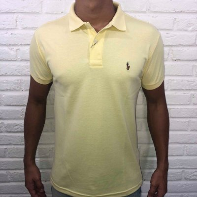 Camiseta Ralph Lauren Verde Militar - Phew Store 27f8c235a41