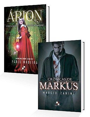 Combo: Árion - O reflexo de um outro mundo +  Crônicas de Markus