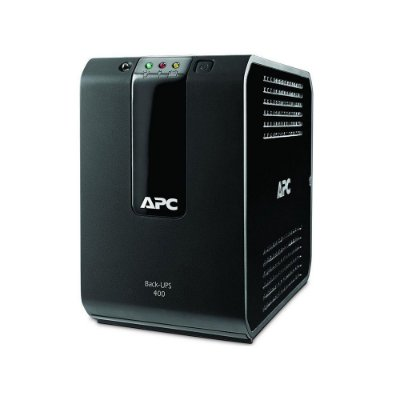 No Break APC Back-UPS 400VA Monovolt com 4 tomadas