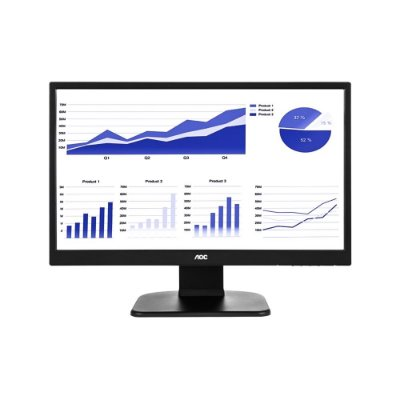 Monitor AOC E2270PWHE 21,5 polegadas Full HD VESA