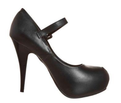 f35cec7975 Sapato Boneca Vizzano Verniz Preto 40103 - Alencar Calçados e Bolsas