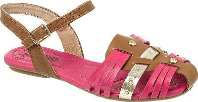 f1286f8aab Sapatilha INFANTIL Klin Princesa Kids Pink - Alencar Calçados e Bolsas
