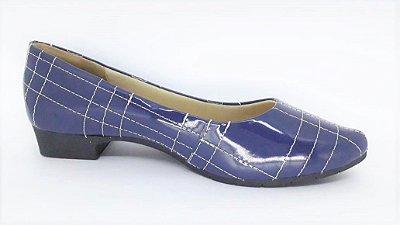 Sapato Feminino Social/casual Campesí Cosmopolitan Azul 6521