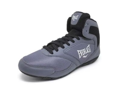 Tênis Everlast Clinch Training Preto/cinza Elma 34a