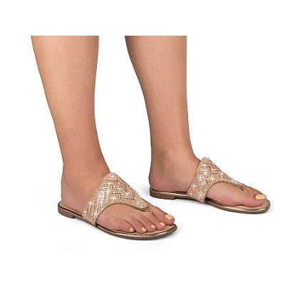 Sandália Casual Chic Dakota Groovy Nude Z5243