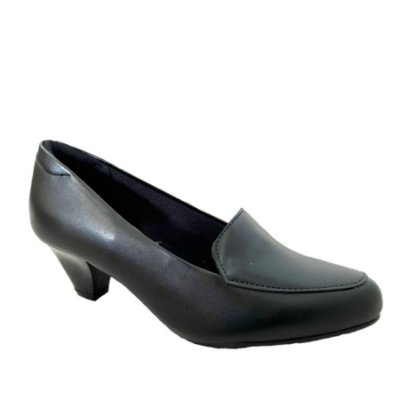Sapato Scarpin Napa Modare Ultraconforto Preto 7005.661