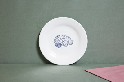 Prato cérebro