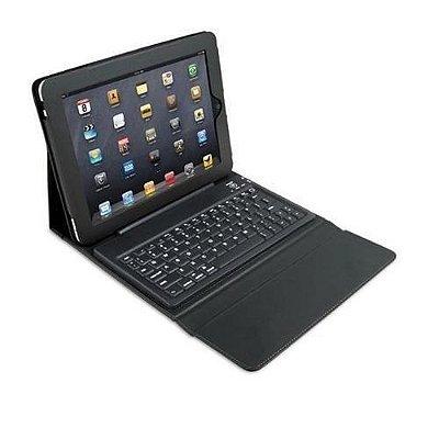 Teclado Bluetooth Wireless PixelView - E Capa para Ipad e Iphone